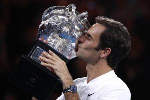 Roger Federer gets to 20: The Swiss great's five biggest grand slam...