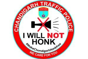 These stickers are available at Children Traffic Park, Sector 23, for free.