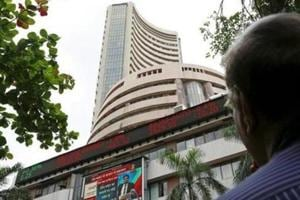 Sensex retreats from record level, down by 162 points in opening trade