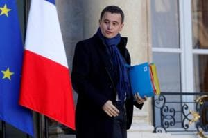 French budget minister denies rape charge, refuses to quit