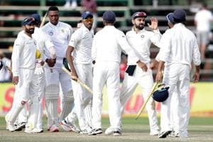 Johannesburg: India cricket team's fortress away from home
