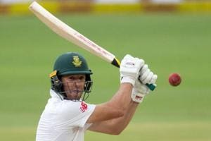 AB de Villiers out of first three India vs South Africa ODIs due to...