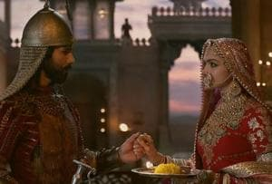 Watched Padmaavat? Now, here are 77 fantastic photos from  the film's...
