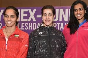 Saina Nehwal feels it is only a matter of time before she beats World...