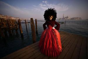Photos: Venice's iconic masked Carnival returns in style