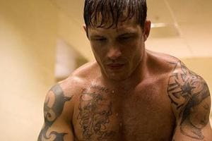 Tom Hardy lost a bet to Leonardo DiCaprio, and now he has his name...