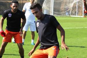 Sahil Panwar made his debut FCPune City in the Indian Super League on January 13 while his elder sister Raksha also plays for Pune.