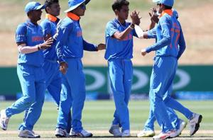 India will play Australia in the final of the ICC Under-19 Cricket...