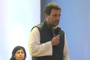 RSS disempowering women, we are fighting its ideology: Rahul Gandhi in...