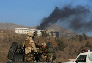 Kabul attacks: Top Afghan officials in Pakistan to share proof of ISI...