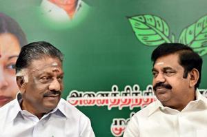 AIADMK expels 123 office-bearers in 4 districts of Tamil Nadu