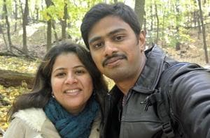 Indian techie Kuchibhotla's widow attends Trump's State of the Union...