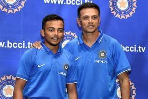 ICC U-19 cricket World Cup: Pakistan need mentor like Rahul Dravid –...