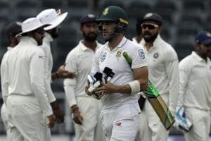 South Africa captain Faf du Plessis today acknowledged that it will be...