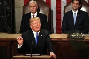 Full text of Trump's first State of the Union address