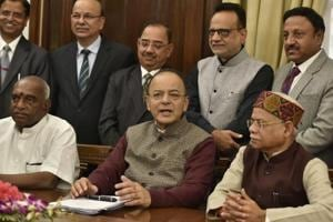 Union Budget 2018: Finance minister Arun Jaitley faces task of...