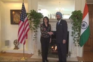 Sky is the limit for India-US ties: Nikki Haley