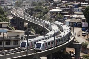 Tunnel-boring machines used for Mumbai metro work named after rivers