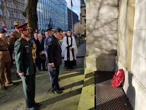 UK: Contribution of Indian soldiers hailed in World War 2 event