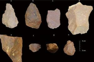 Humans lived in South Asia much earlier than previously thought