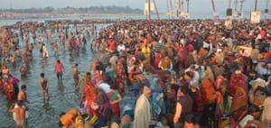 Kalpwas ends with Maghi Purnima 'snan'