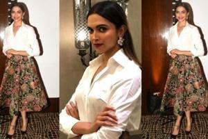 Photos: Deepika Padukone just wore the Sabyasachi-Zara outfit of our...