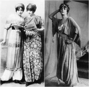 Look who's back: Historic French fashion label Paul Poiret is revived