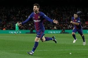 Coach says no let-up as Barcelona face Valencia, target Copa del Rey...