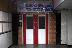 Metal detector in Mumbai hospital's MRIroom was not functional, unit...