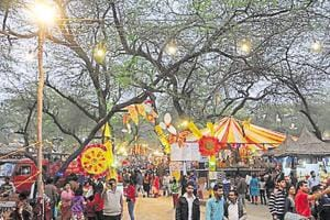 Over 1,500 police personnel have been deployed for security at the inaugural ceremony of the Surajkund International Crafts, which begins Friday.
