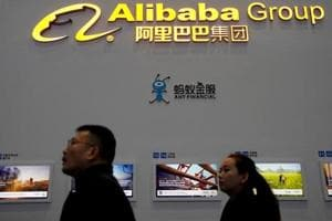 Alibaba net profit soars 35% during its annual Singles Day shopping...