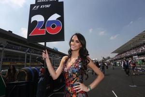 Bernie Ecclestone laments 'prudish' end of Formula One grid girls
