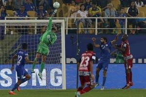 Mumbai City FC lose to Jamshedpur FC at home in Indian Super League