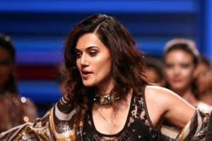 Padmaavat: They were just trying to show what really happened, Taapsee...