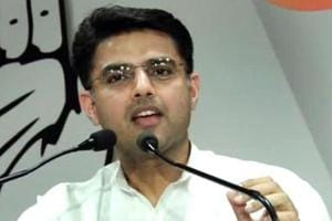 Rajasthan Congress chief Sachin Pilot said on Thursday chief minister Vasundhara Raje should resign on moral grounds.
