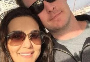 Preity Zinta celebrates her longest birthday with husband Gene...