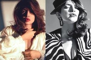 Priyanka Chopra is sexy and she knows it. See pics from her Bazaar...