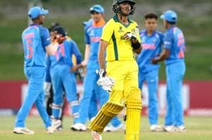 India have a thin edge over Australia in the head-to-head in previous ICC Under-19 Cricket World Cup meetings.