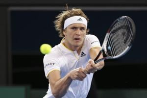 Alexander Zverev gives Germany early advantage in Davis Cup clash vs...
