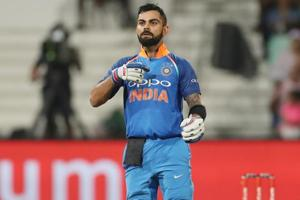 Virat Kohli blasted his 33rd century as India defeated South Africa by six wickets to take a 1-0 lead in the series. Get highlights of India vs South Africa here.
