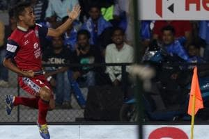 Steve Coppell-led Jamshedpur FC on Thursday consolidated their chances...
