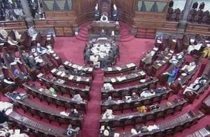 Rajya Sabha sees protests over Kasganj violence