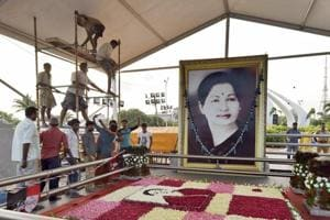 Woman claiming to be Jayalalithaa's daughter 'utter false', says...