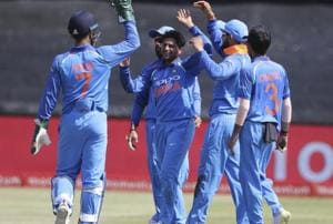 Rookie Chinaman bowler Kuldeep Yadav said he enjoyed his bowling...
