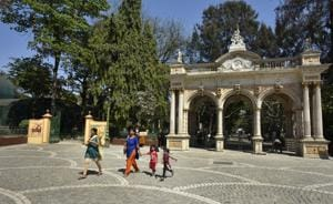Byculla zoo is one of the 14 places the students will visit during their school trip to Mumbai.