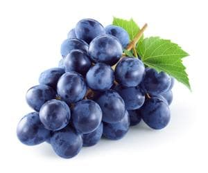 Feeling depressed? A handful of grapes can help make you feel better