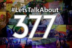 Hindustan Times' new campaign #LetsTalkAbout377 aims to talk about the...