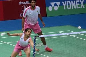 India Open badminton: Pranaav Chopra- N Sikki Reddy crash out in...