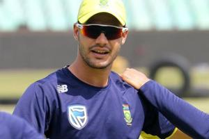 Aiden Markram named South Africa's stand-in captain for India series