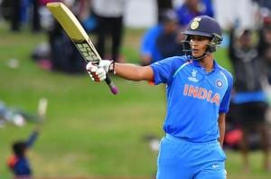 Manjot Kalra, the Delhi lad who batted India to the U-19 Cricket World...